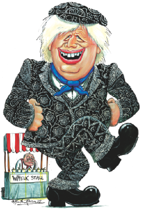 Boris defines the 'new Conservatism' by being a real human being