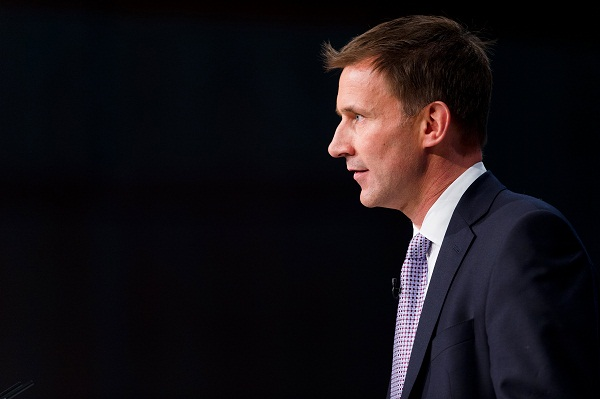 Jeremy Hunt has introduced a new NHS Mandate. Former health SpAd Richard Marsh explains why the idea is not new. Image: Getty.