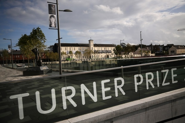 Turner Prize Exhibition Leaves England For The First Time