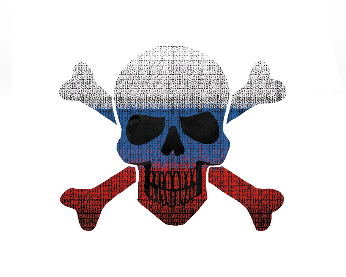 The heist: nobody is safe from Russia's digital pirates