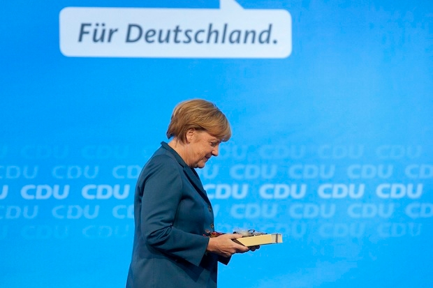 Merkel will win - because my fellow Germans dare not speak of national self interest