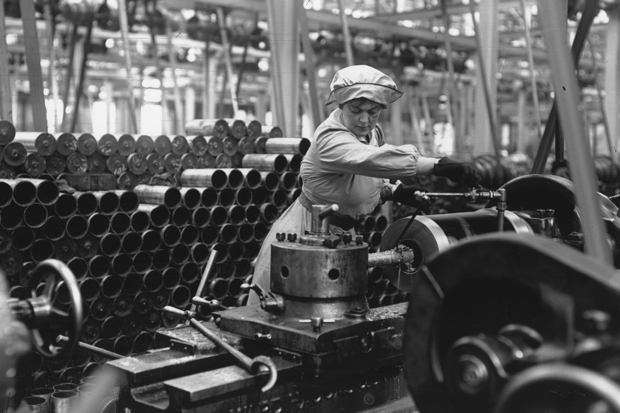 An armaments factory (Photo: Hulton Archive/Getty)