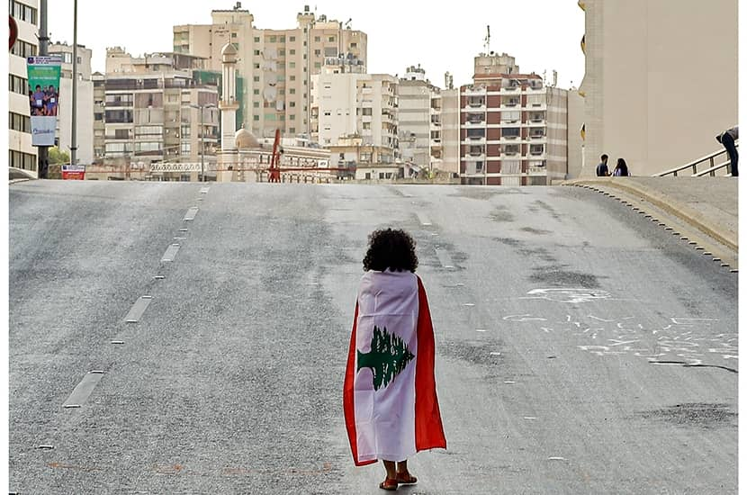 I've just watched Lebanon commit suicide – and it's heartbreaking