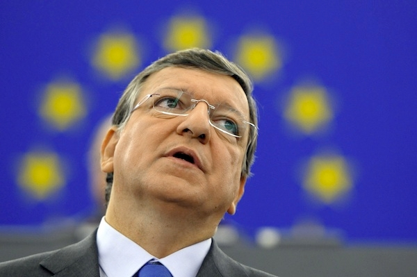 José Manuel Barroso gave his annual State of the Union speech yesterday. Picture: Getty.