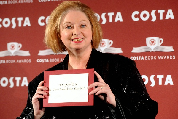 Hilary Mantel's 'Bring Up The Bodies' has won the Costa Book of the Year Award. Image: Getty