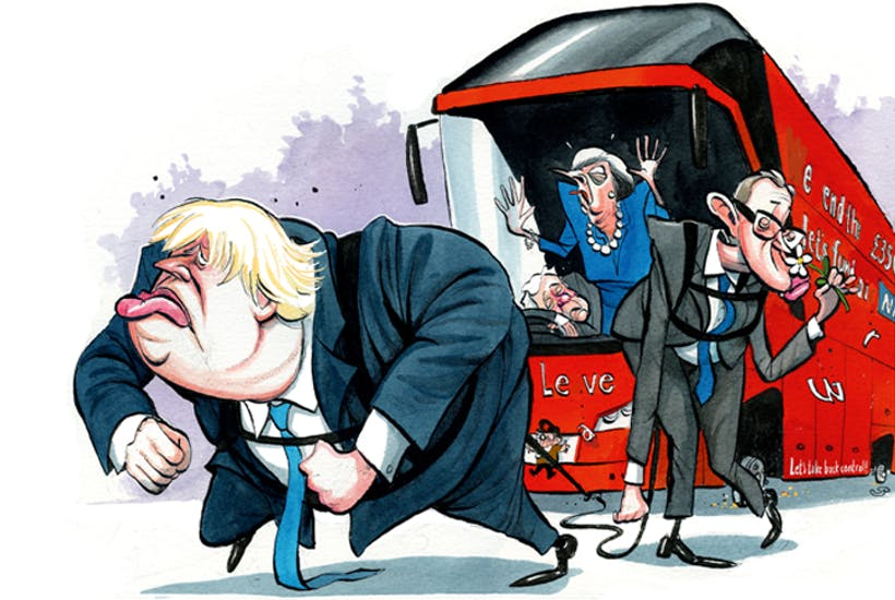 The betrayal of the Brexit bunch