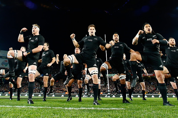 Hacked Off With The Haka The Spectator