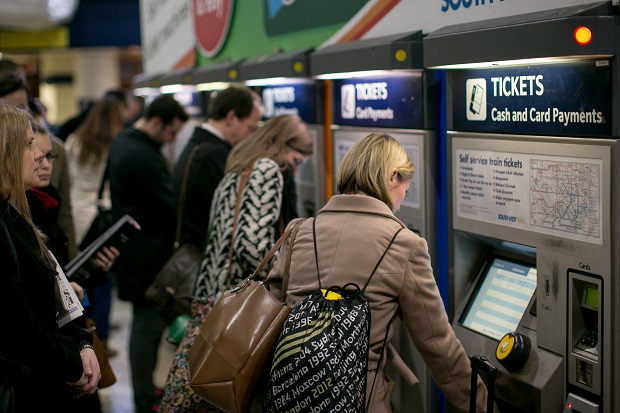 Train ticket prices are just one area that the government needs to address.