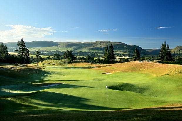 An amateur's guide to the glories of Gleneagles