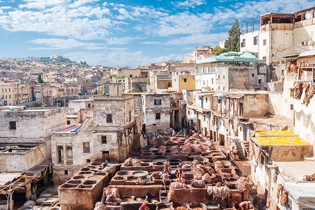 A walk through Fez is the closest thing to visiting ancient Rome