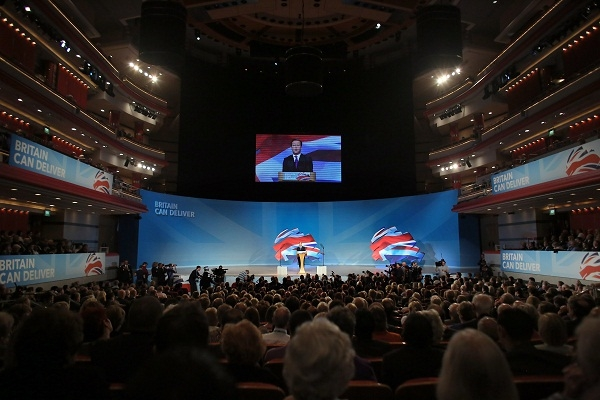How can the Tories win in the north? Image: Getty.