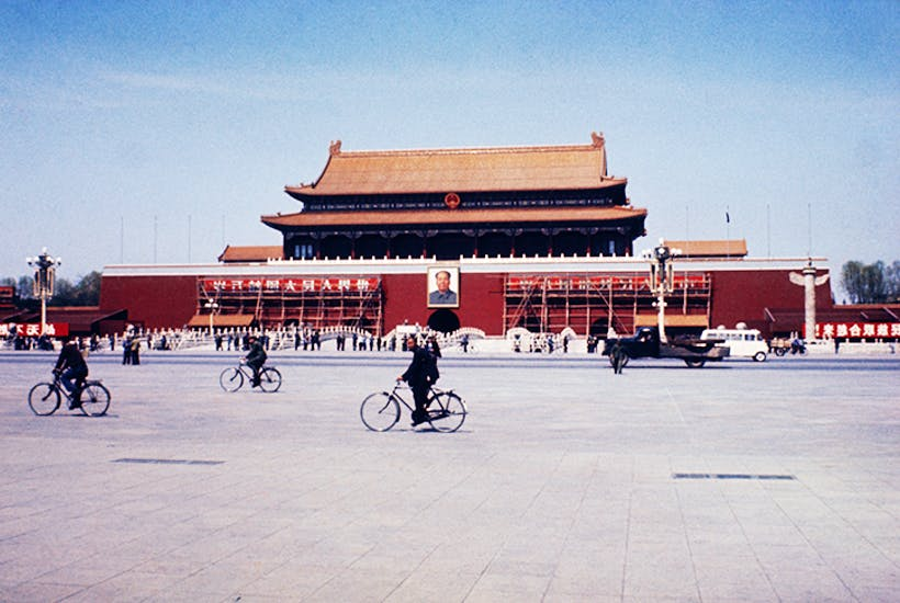Anglo-Chinese misunderstanding: an Oxford don visits 1960s Beijing