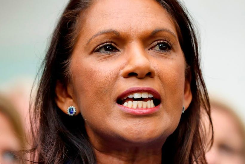 Gina Miller should leave the Bank of England's new boss alone