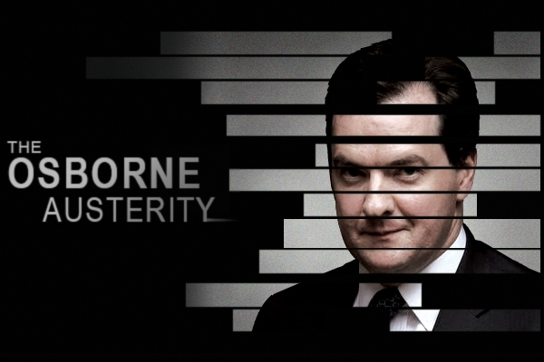 The Osborne austerity has meant core spending cut by just 3pc over 3 years. Debt is soaring - and voters who wanted him to fix all this will be deeply unimpressed in 2015.