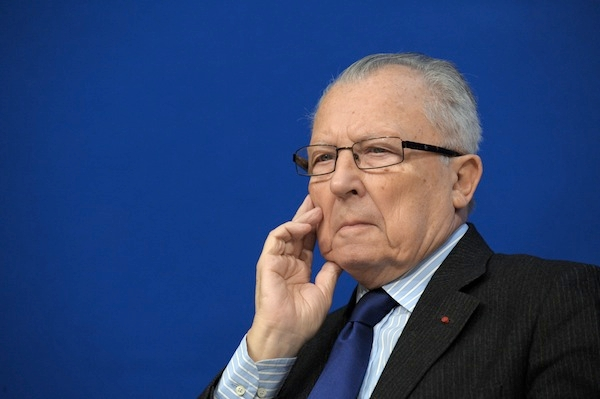 Jacques Delors has been one of the advocates of offering Britain a looser union with Europe. Picture: Getty