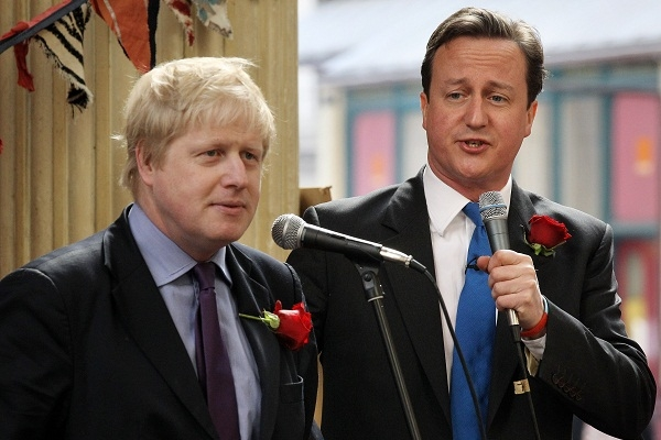 Is David Cameron's number nearly up? Image: Getty