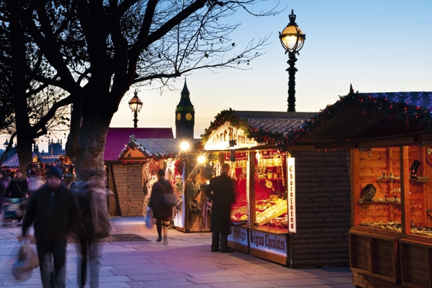 Notes on … Christmas markets