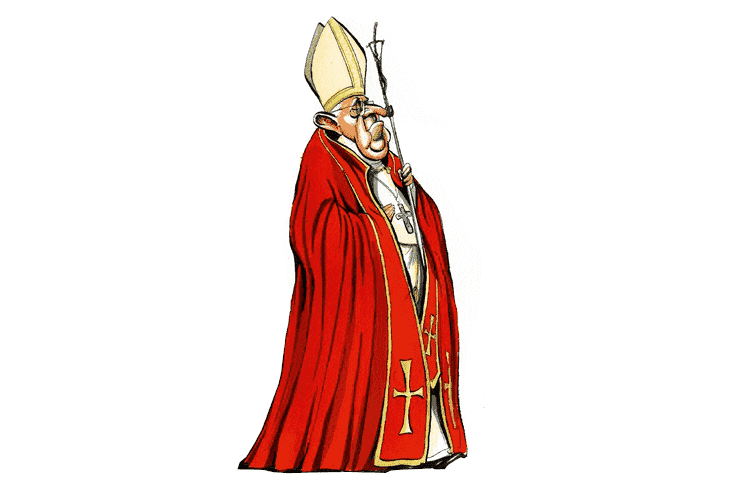 Is the Pope a Protestant?