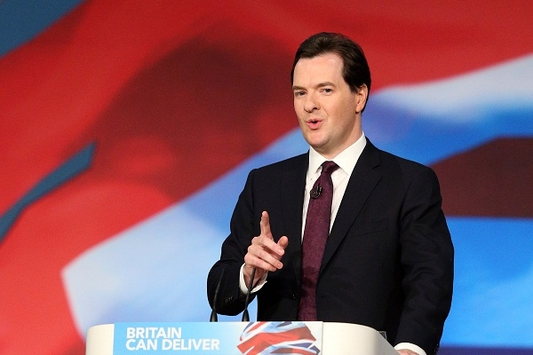 George Osborne's alleged winning mix of fiscal austerity and social liberalism is a losing combination. Image: Getty