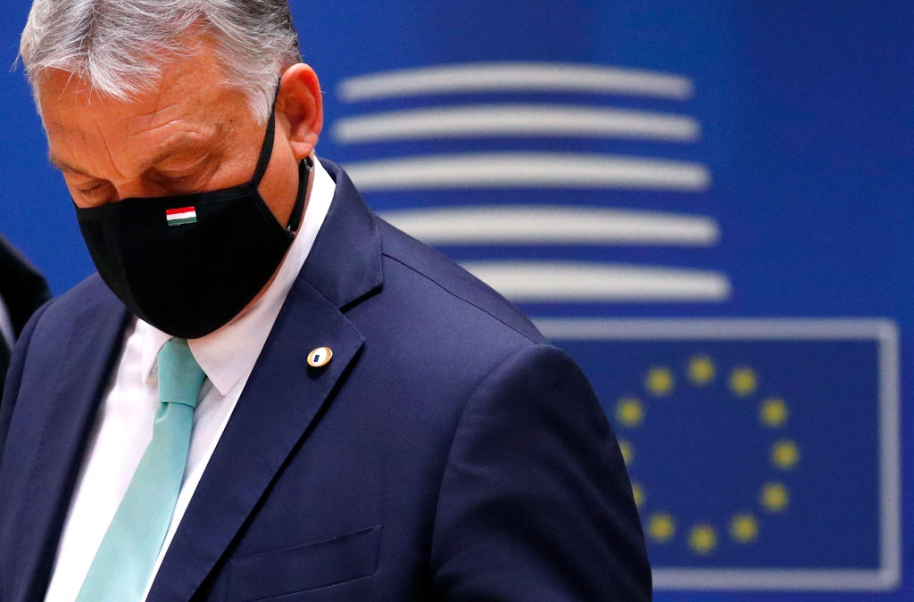 The Visegrád bloc are threatening to tear apart the EU