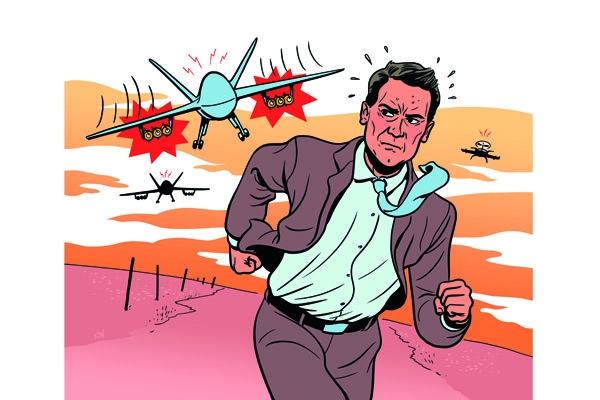 The Drone Wars are fast approaching