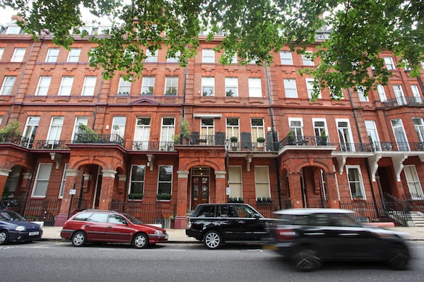 London Luxury Homes As Property Becomes Haven