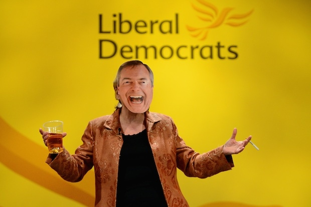 Liberal Democrats Annual Spring Conference 2014