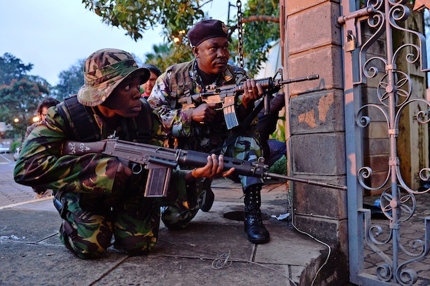 How we survived terror at Nairobi's Westgate mall