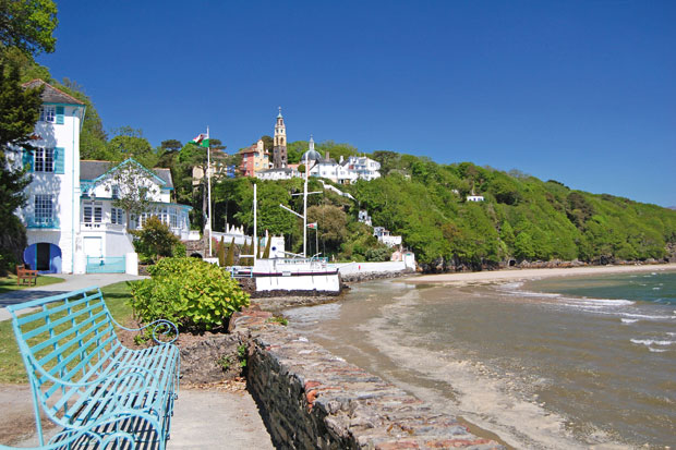 Why I'll never want to escape Portmeirion