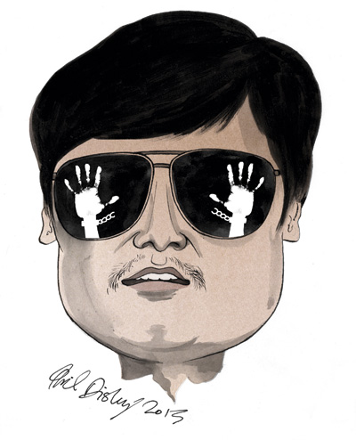 Chen Guangcheng – the brave Chinese activist who David Cameron refused to meet