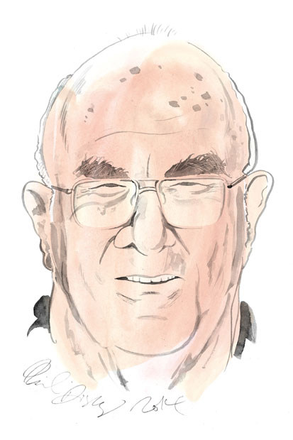 Clive James on his late flowering: 'I am in the slightly embarrassing position where I write poems saying I'm about to die and then don't'