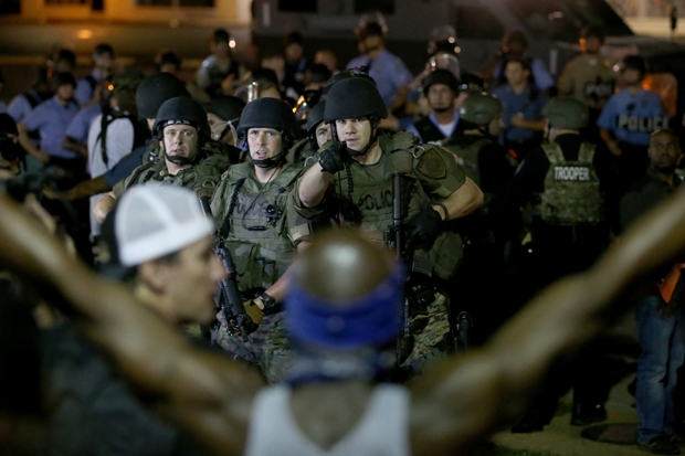 Looking beyond black and white in Ferguson