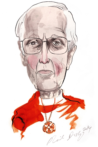 Guns, gays and the Queen - a former bishop reminisces
