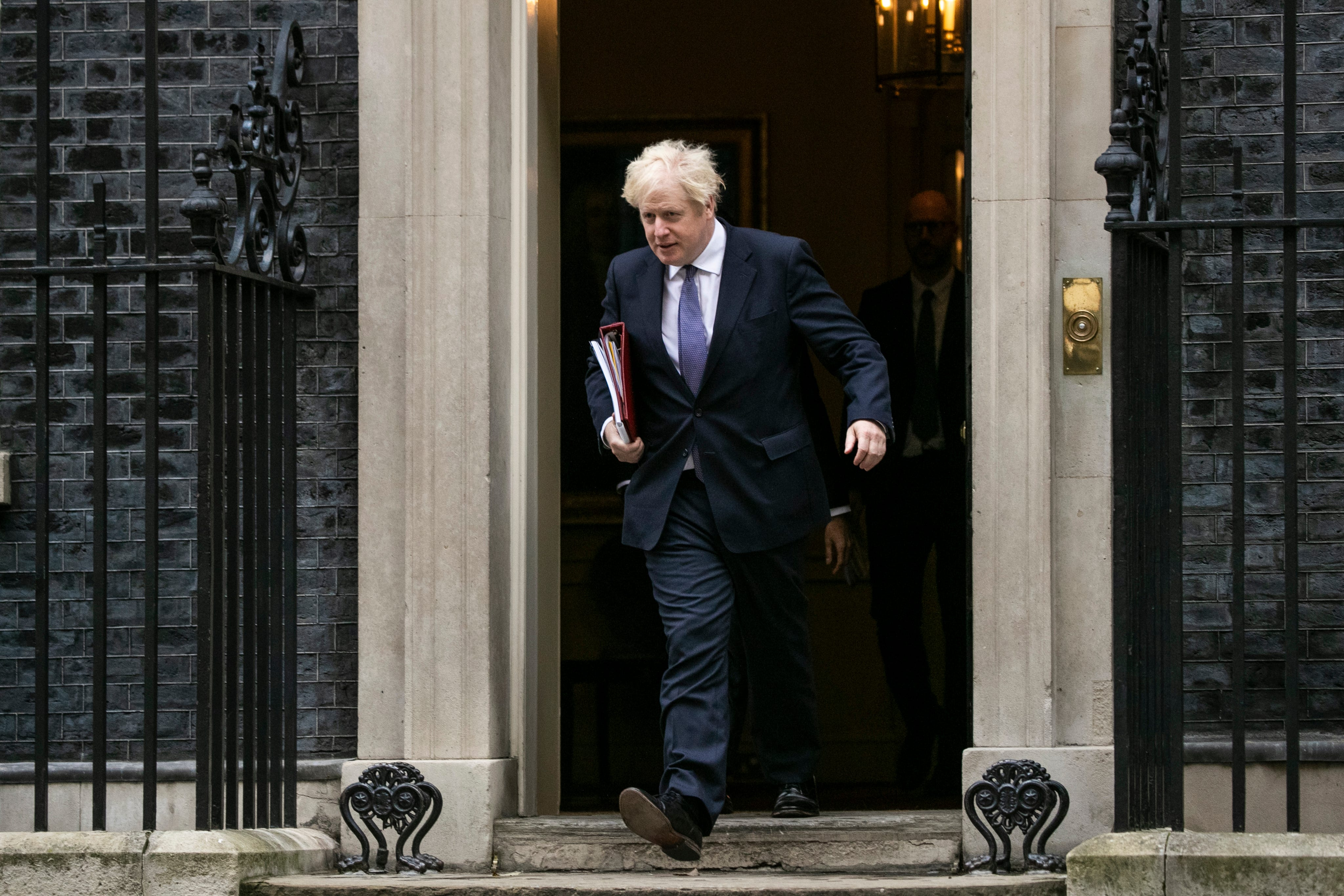 Will Boris be dragged into a second lockdown? | Coffee ...