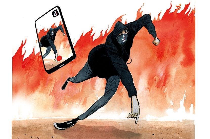 TikTok intifada: the role of new media in old conflicts