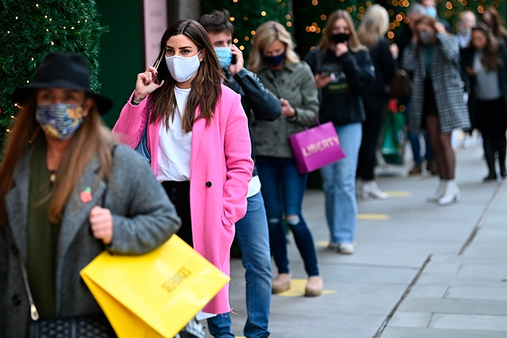 Money to burn: shoppers, not the state, will lead our recovery