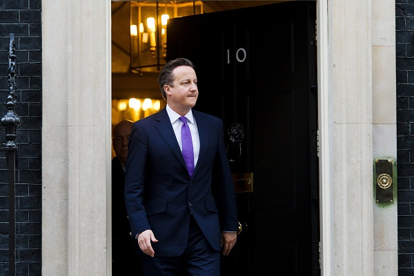 David Cameron is a leader with a lot to say; Lynton Crosby will help him to say it. Image: Getty.