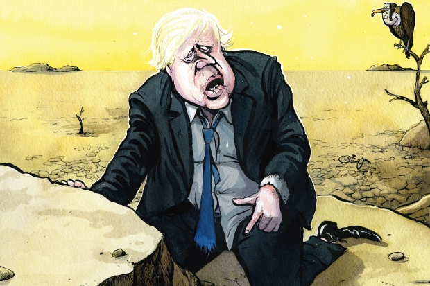 Is it all over for Boris?