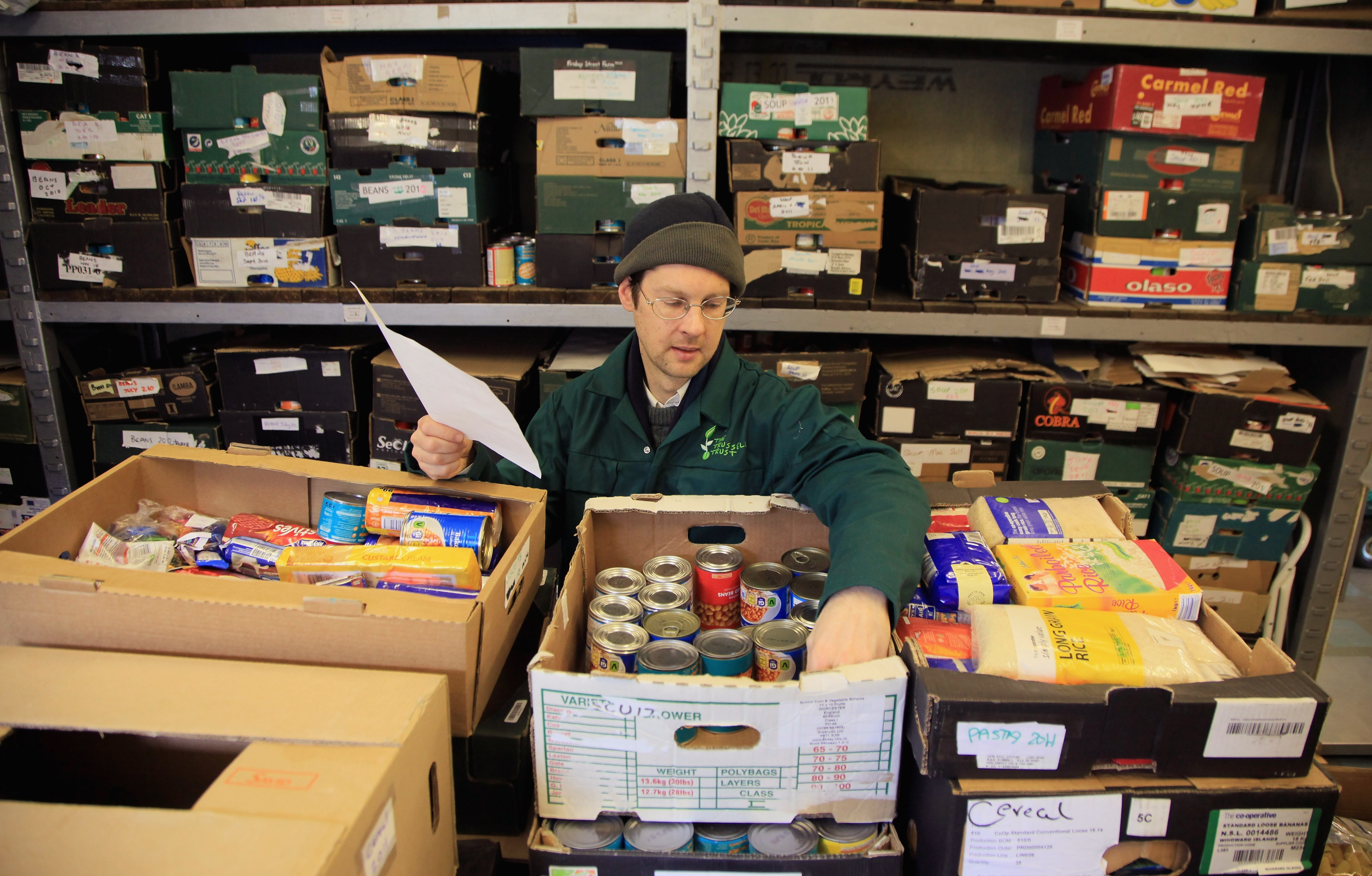 Why it's wrong to be ashamed of Britain's food banks
