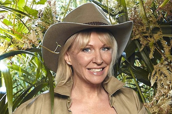 Nadine Dorries will be buried in a grave of bugs on television tonight.
