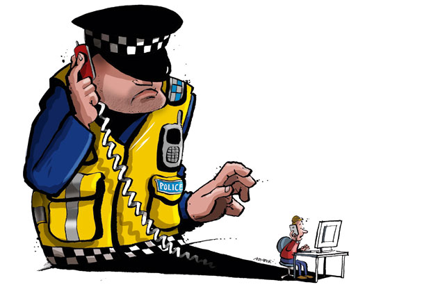 Every 73 seconds, police use snooping powers to access our personal records. Who'll rein them in?