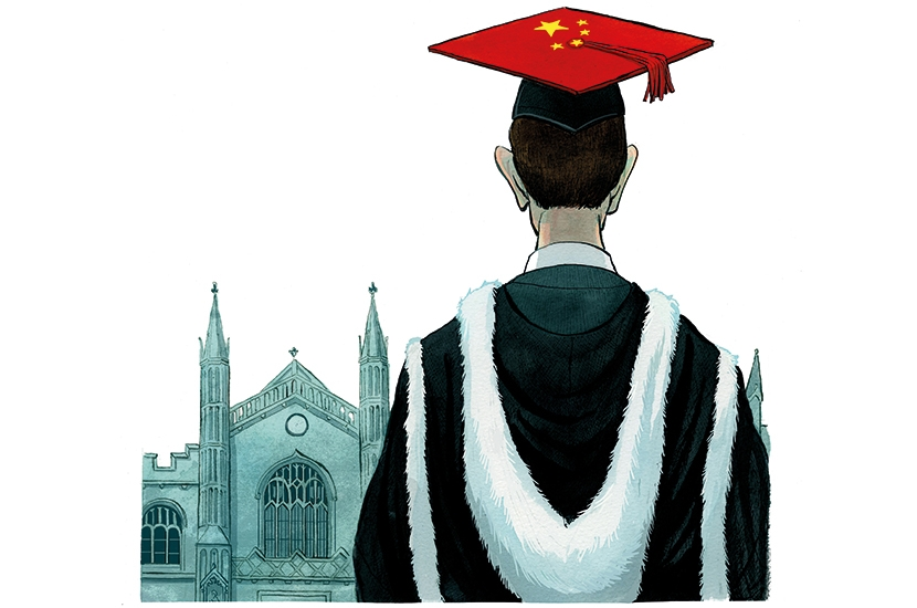 How China bought Cambridge