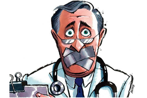 How the NHS silenced a whistleblowing doctor