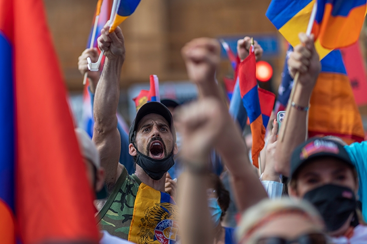 The West has left Armenia to fend for itself