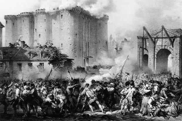 Equality campaigners have stormed the Bastille. It would be tragic if they built new Bastilles in its place.  (Photo by Hulton Archive/Getty Images)