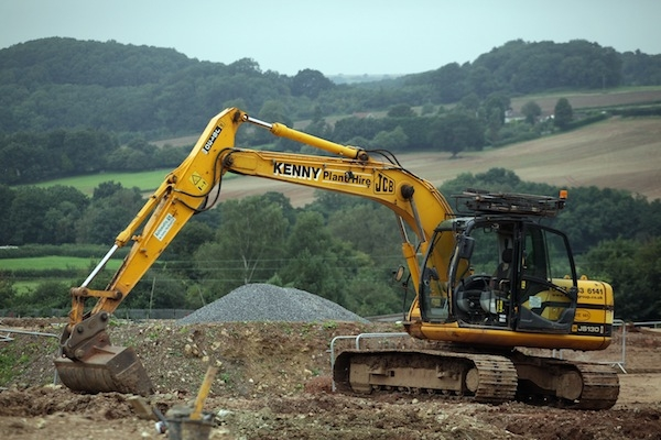Numerous MPs will have to face diggers in their home town. Photo: Getty Images.