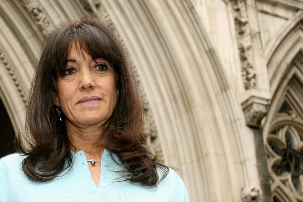 The Queen of Publishing, AKA Dame Gail Rebuck, sees the virtue of tax cutting stimulus. (JOHN D MCHUGH/AFP/Getty Images)
