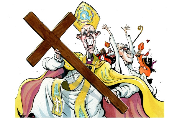 The new God squad: what Archbishop Welby and Pope Francis have in common