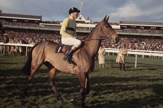 Arkle with Pat Taaffe. Image: Getty