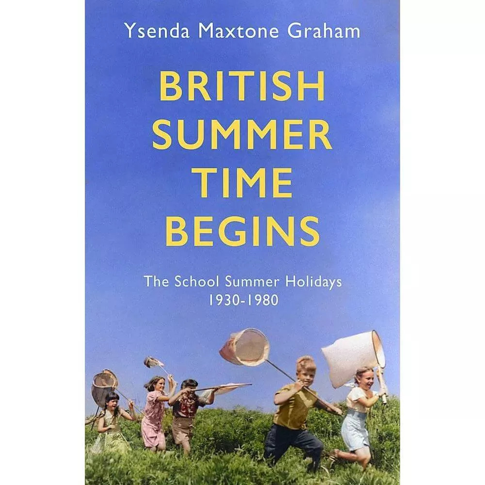 Ysenda Maxtone Graham: British Summer Time Begins